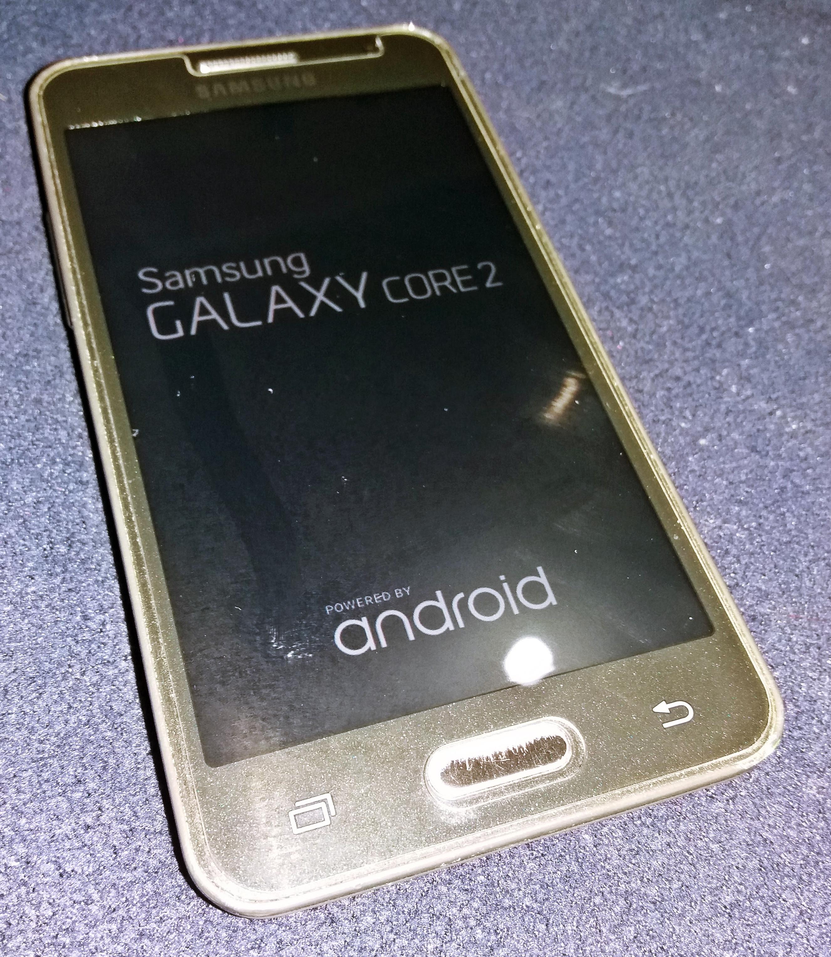 Samsung Galaxy Core 2 - Wikipedia