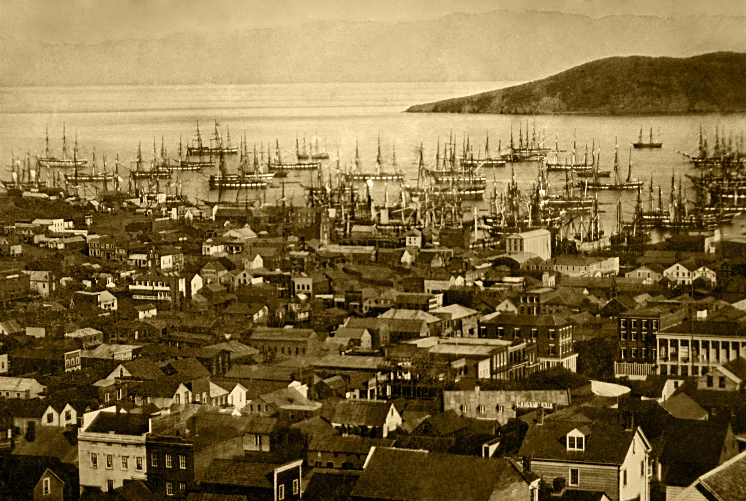 San Francisco 1851