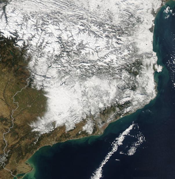 Satellite NASA Catalonia winter.png
