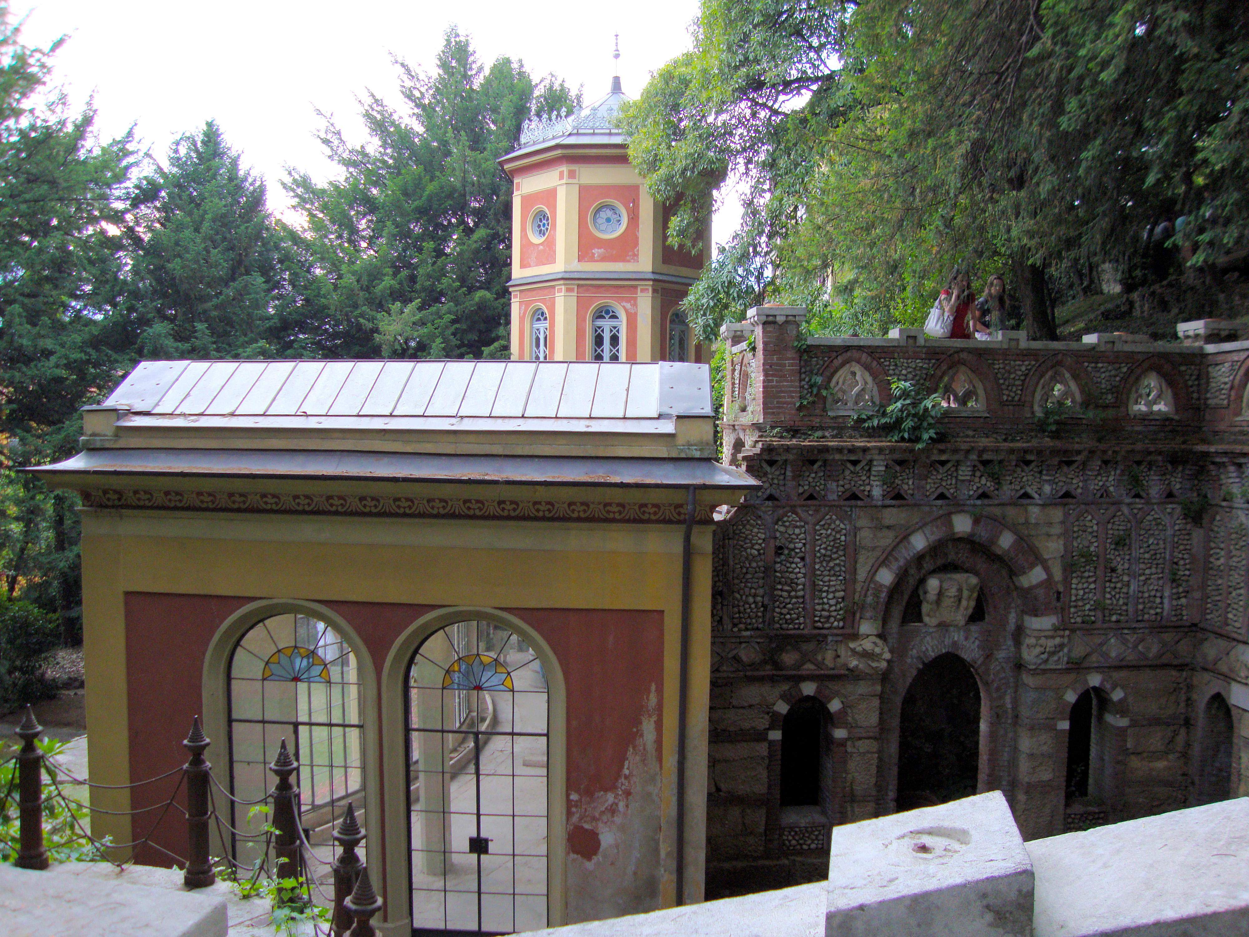 File Schio Giardino Jacquard Retro
