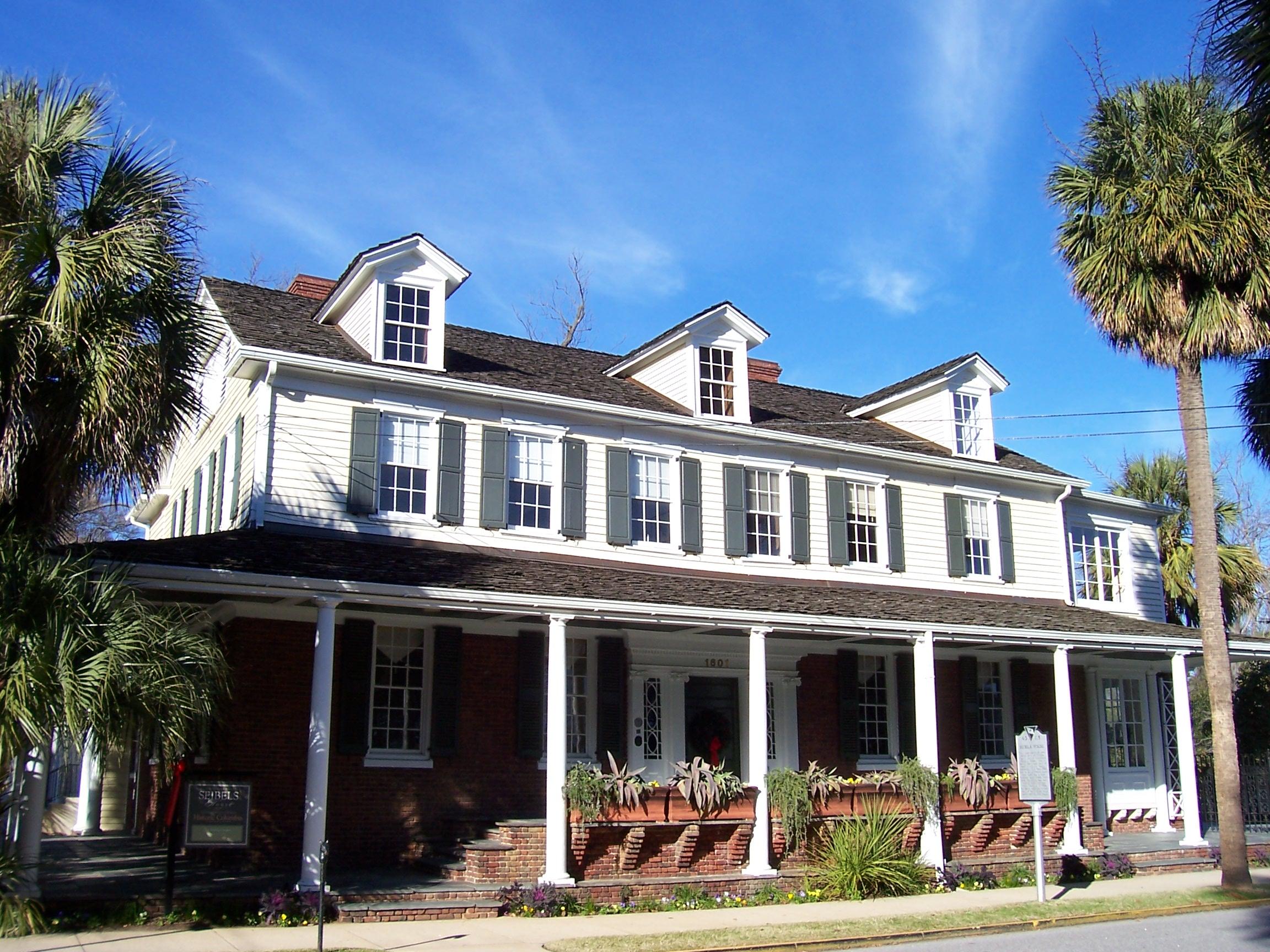 Hale elmore seibels house wikiwand for Carolina house