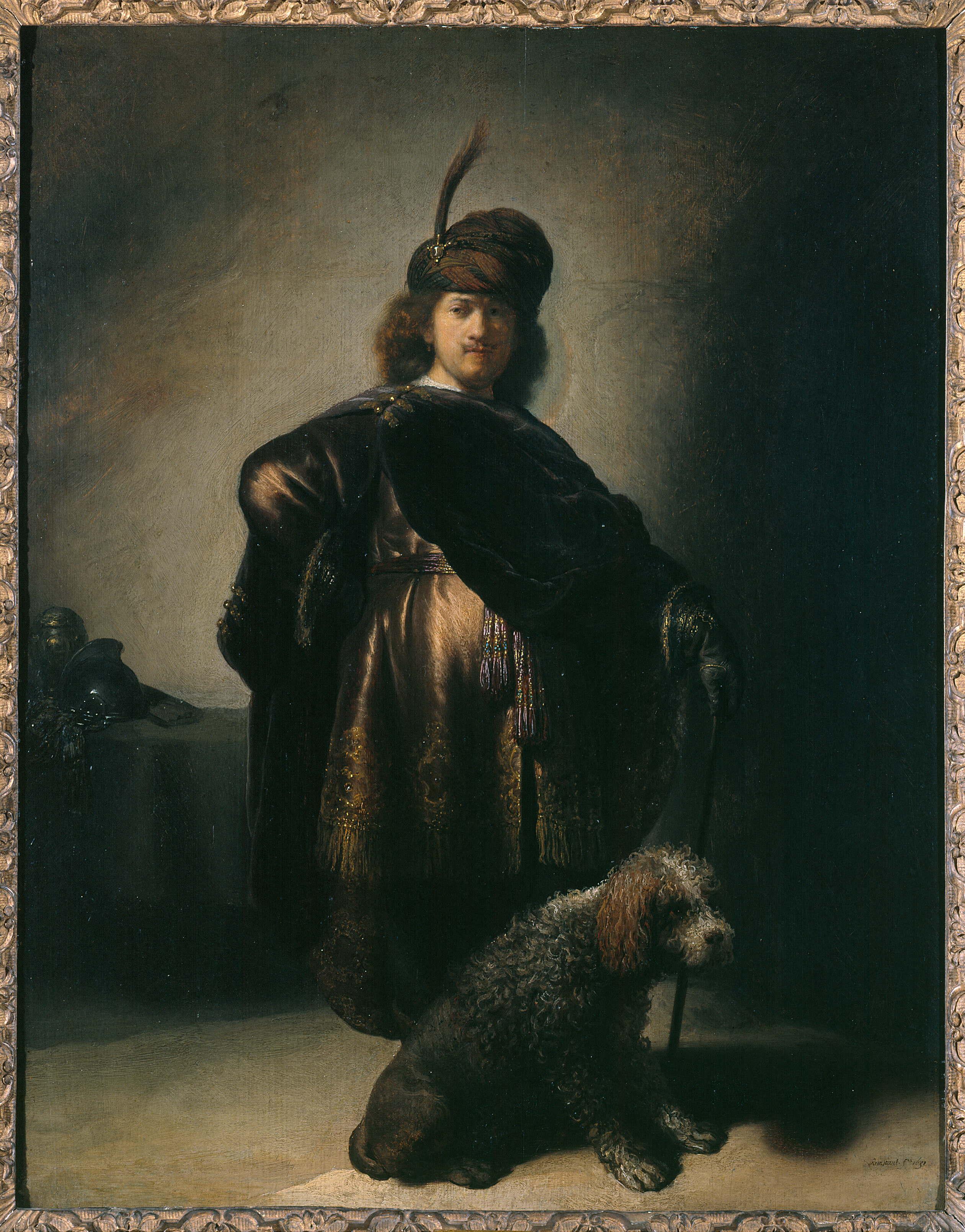a biography of rembrandt van rijn Rembrandt harmenz van rijn, born july 15, 1606 in leiden, was the son of a miller, harmen gerritz van rijn (1568-1630), and his wife neeltgen van zuytbrouck (1568-1640) the youngest son of a least ten children, rembrandt was not expected to carry on his father's business since the family was .