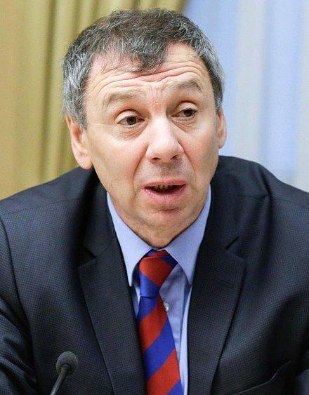 Марков, Сергей Александрович — Википедия