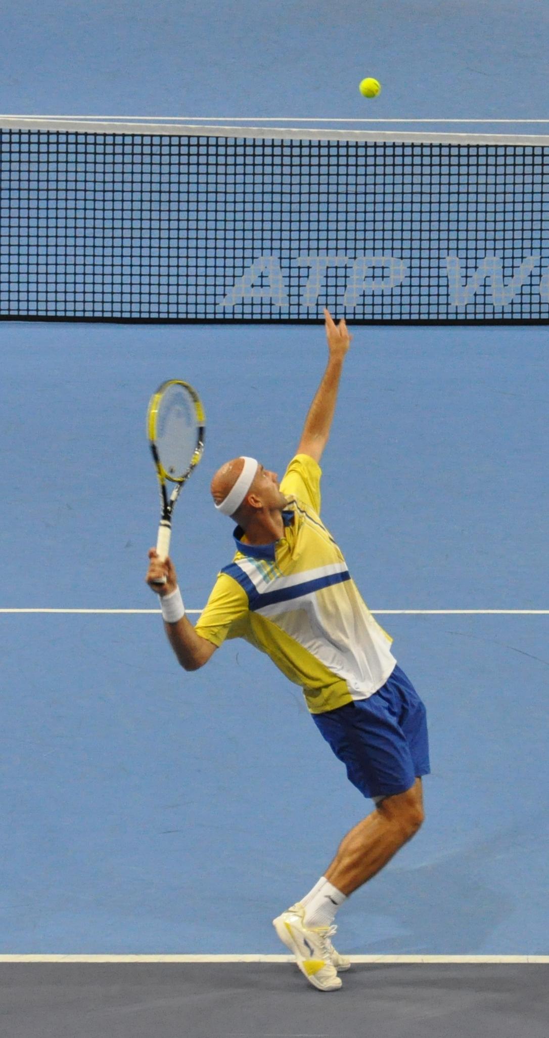 Service sports de raquette wikip dia - Le tennis de table est il un sport ...