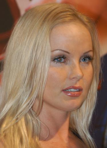 ... but to me you look almost identical to the Czech porn star Silvia Saint.