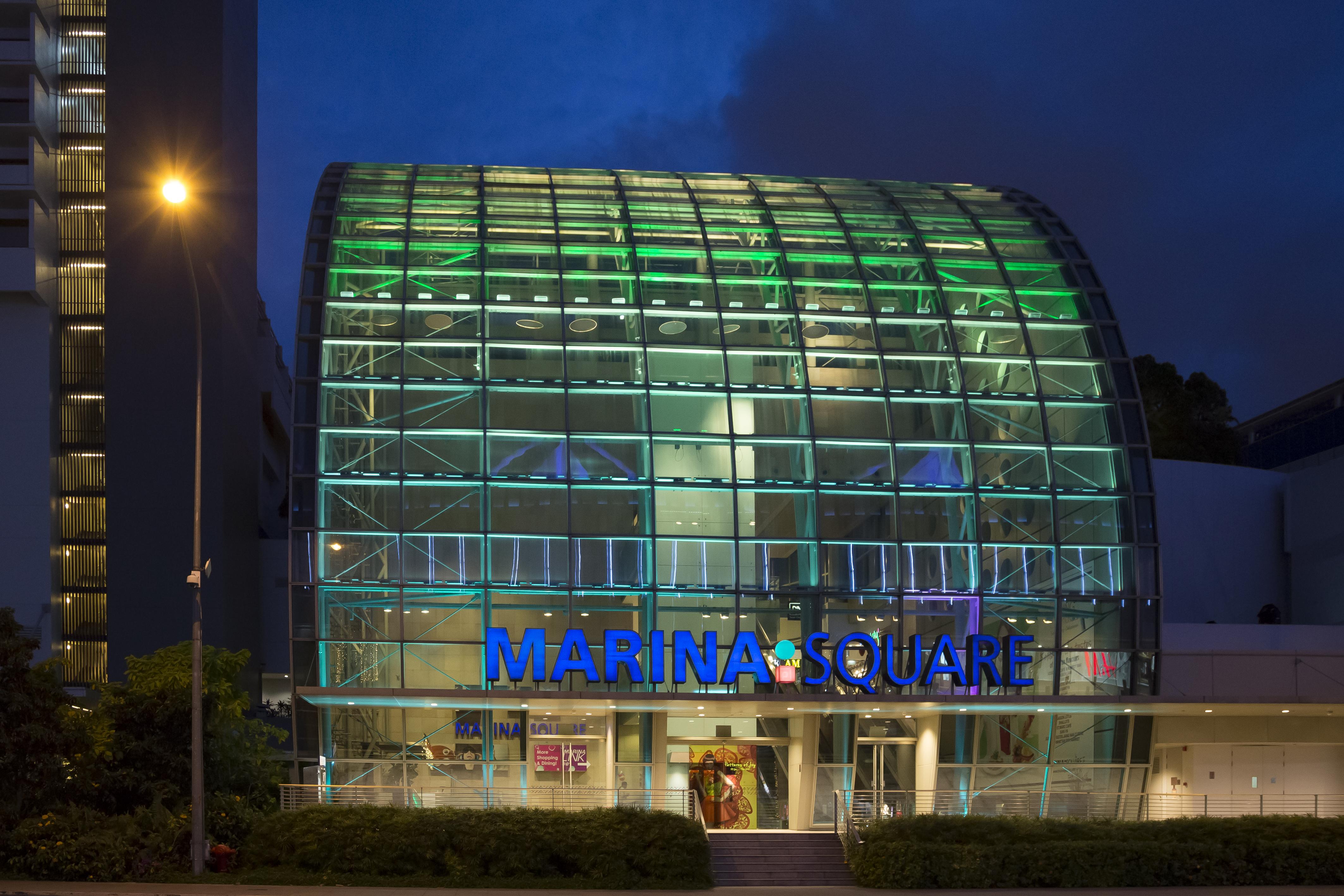 Kết quả hình ảnh cho Marina Square singapore