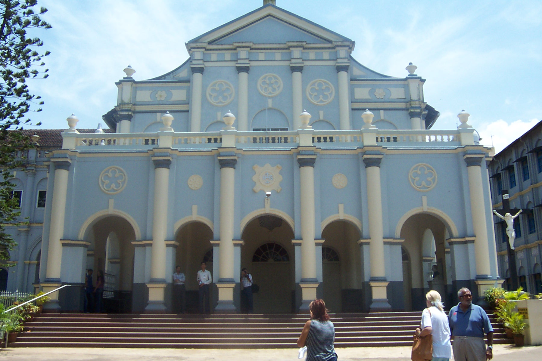 St Aloysius Church, Mangalore