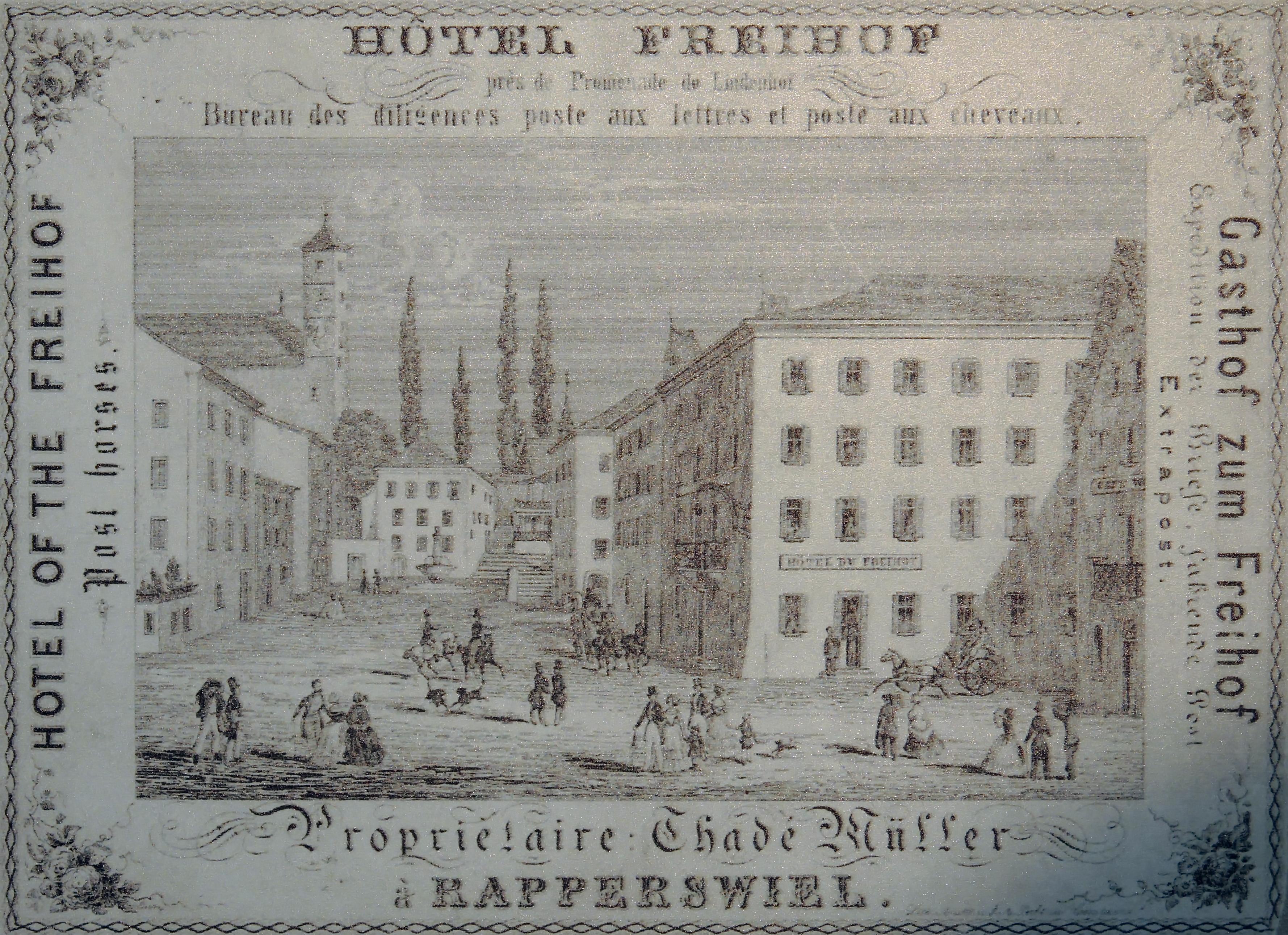 Hotel Freihof In Herford De