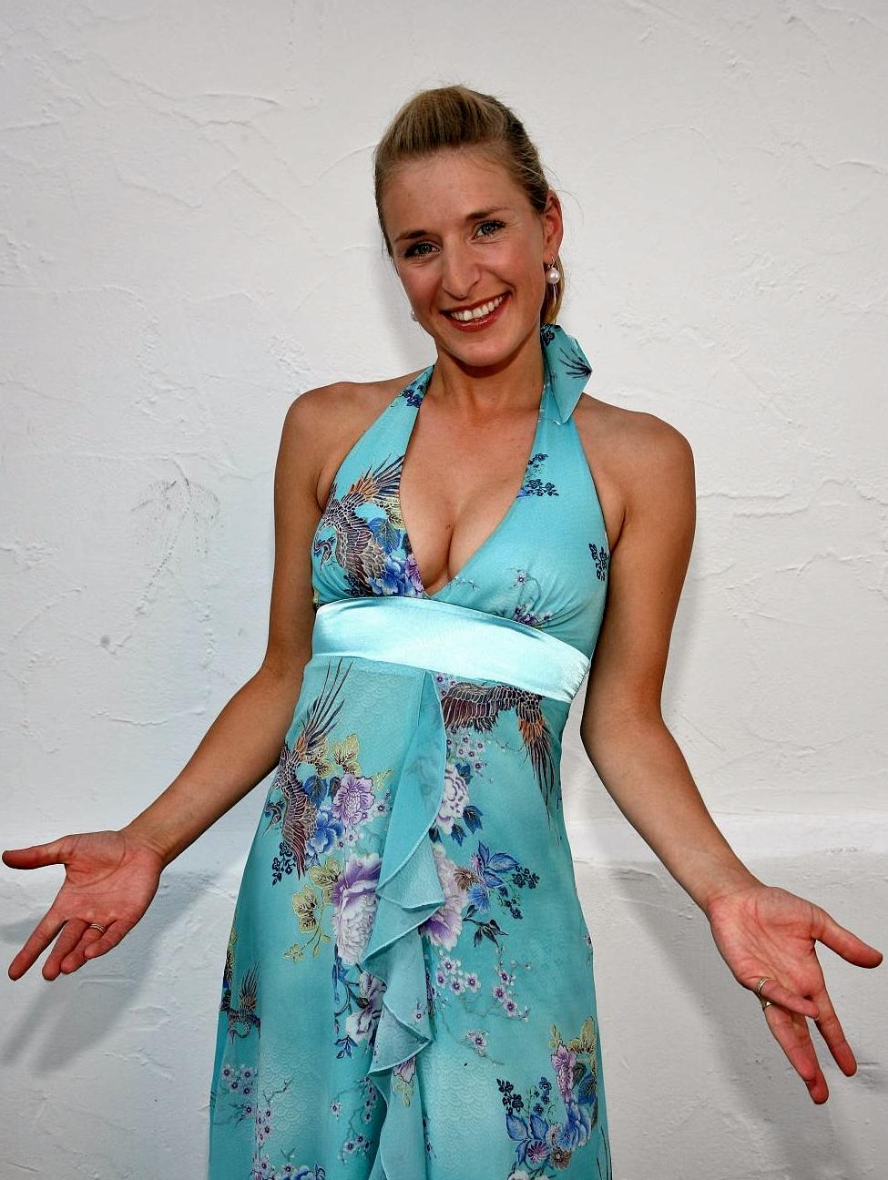 Stefanie Hertel Größe