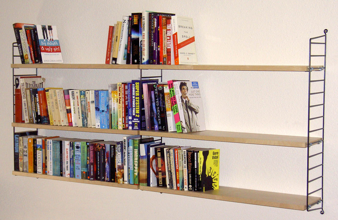 Bücherreihe regal  String-Bücherregalsystem – Wikipedia