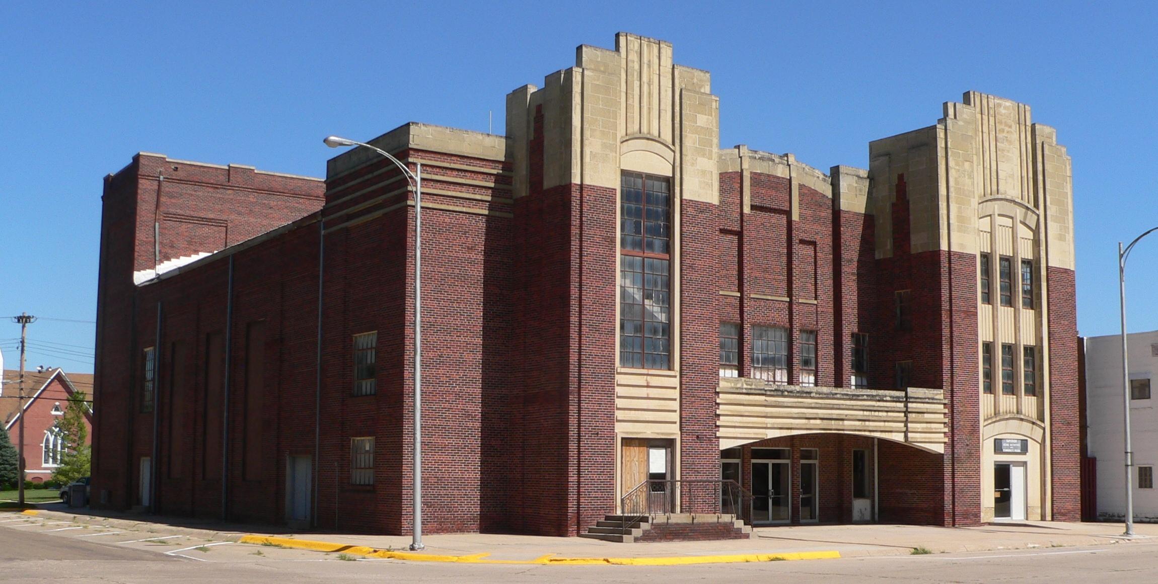 City Line Avenue >> File:Superior, Nebraska auditorium from NW.jpg - Wikimedia Commons