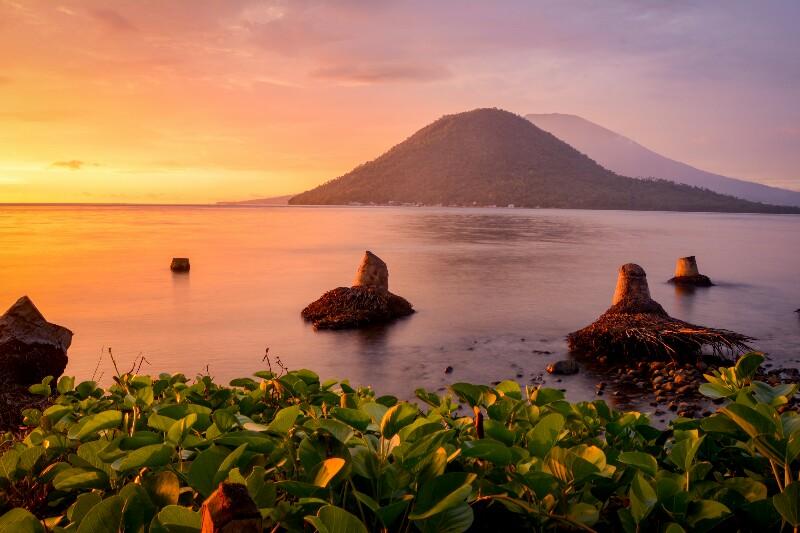 Maluku Utara, Pulau Maitara,