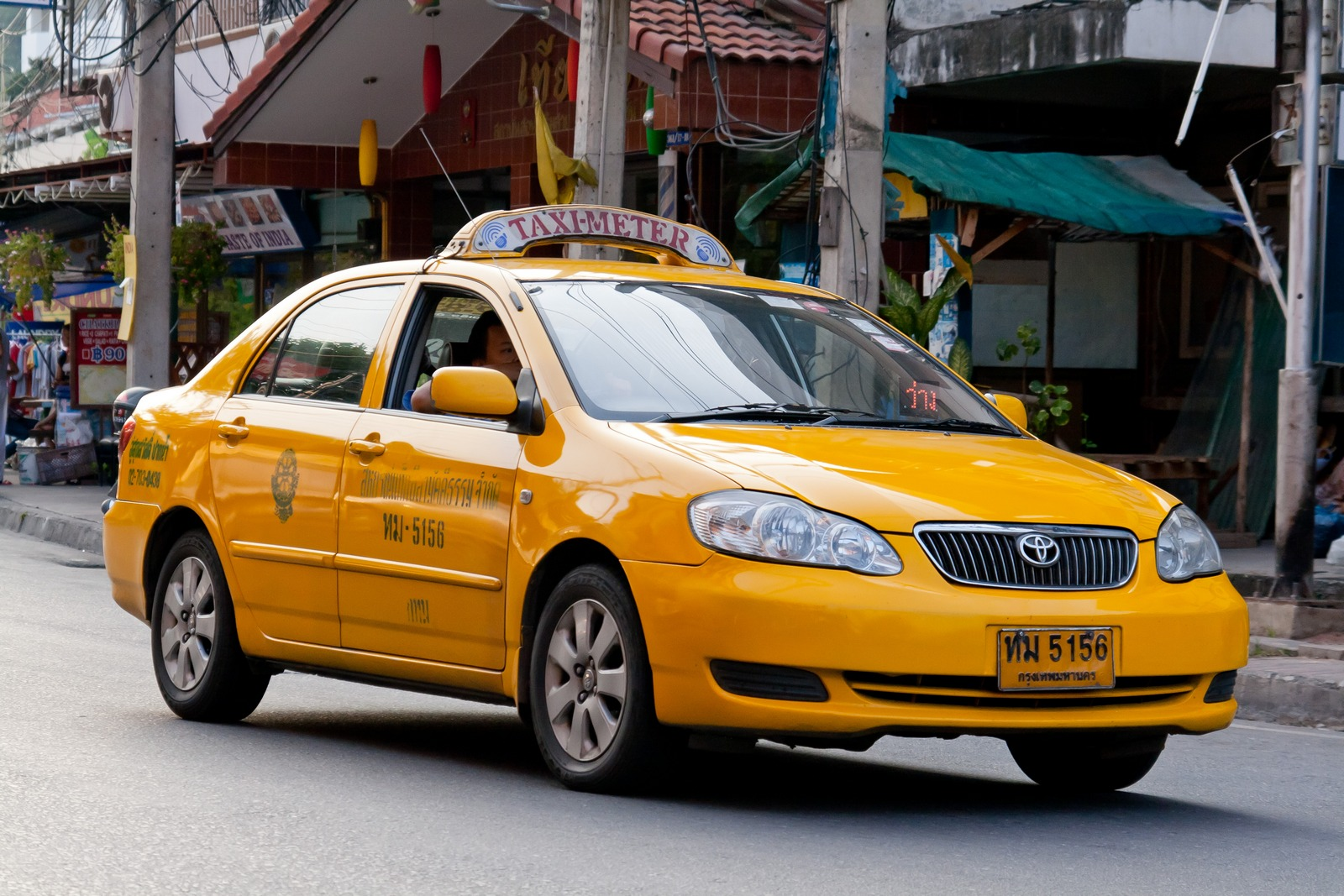 Toyota Madison Wi >> File:Taxi-meter in Pattaya 03.jpg - Wikimedia Commons
