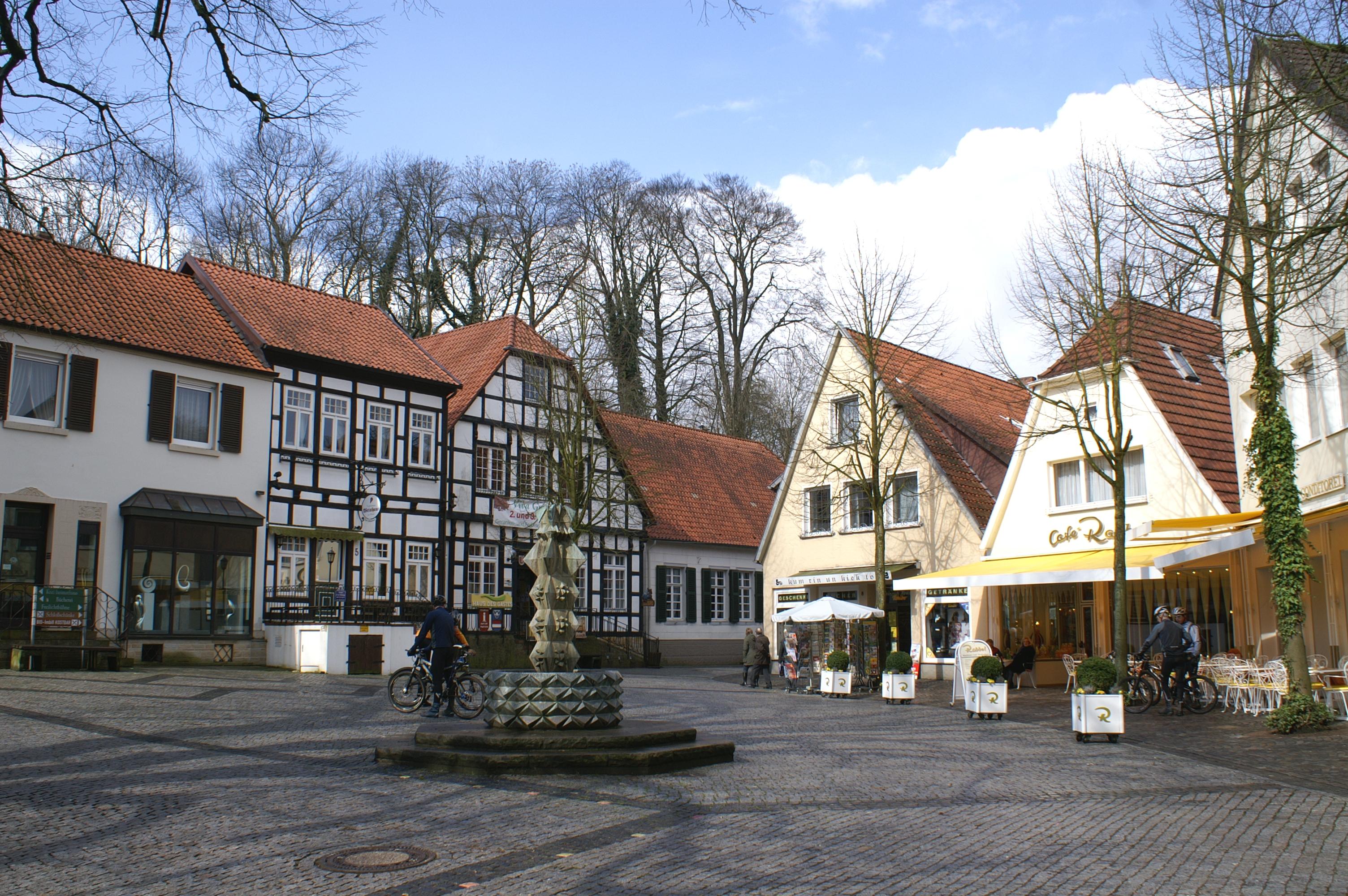 Cafe Rabbel Tecklenburg Brunch Preise