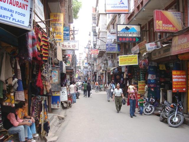 File Thamel Kathmandu Nepal Jpg Wikimedia Commons