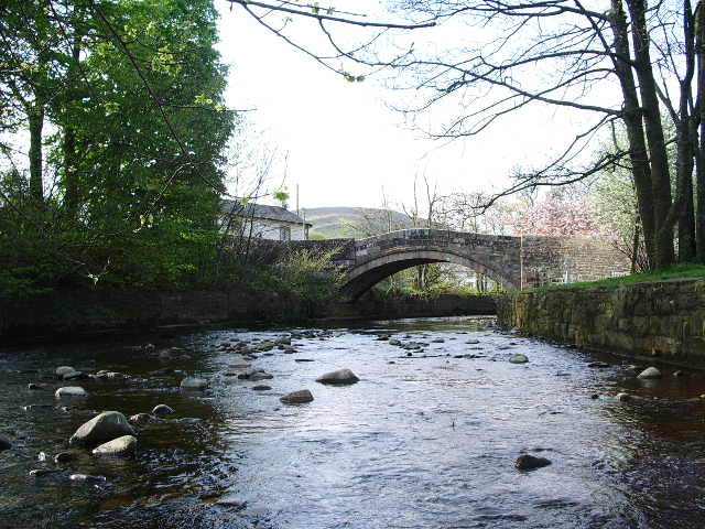 The River Dunsop - geograph.org.uk - 414236