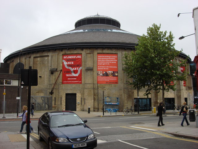 File The Roundhouse Camden Geograph Org Uk 541283 Jpg