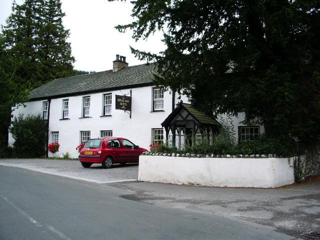 The Royal Oak, Rosthwaite - geograph.org.uk - 555735