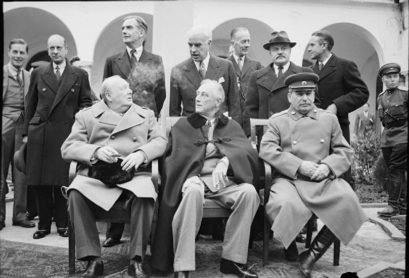 The Yalta conference: 70 anniversary - Interpals Forums