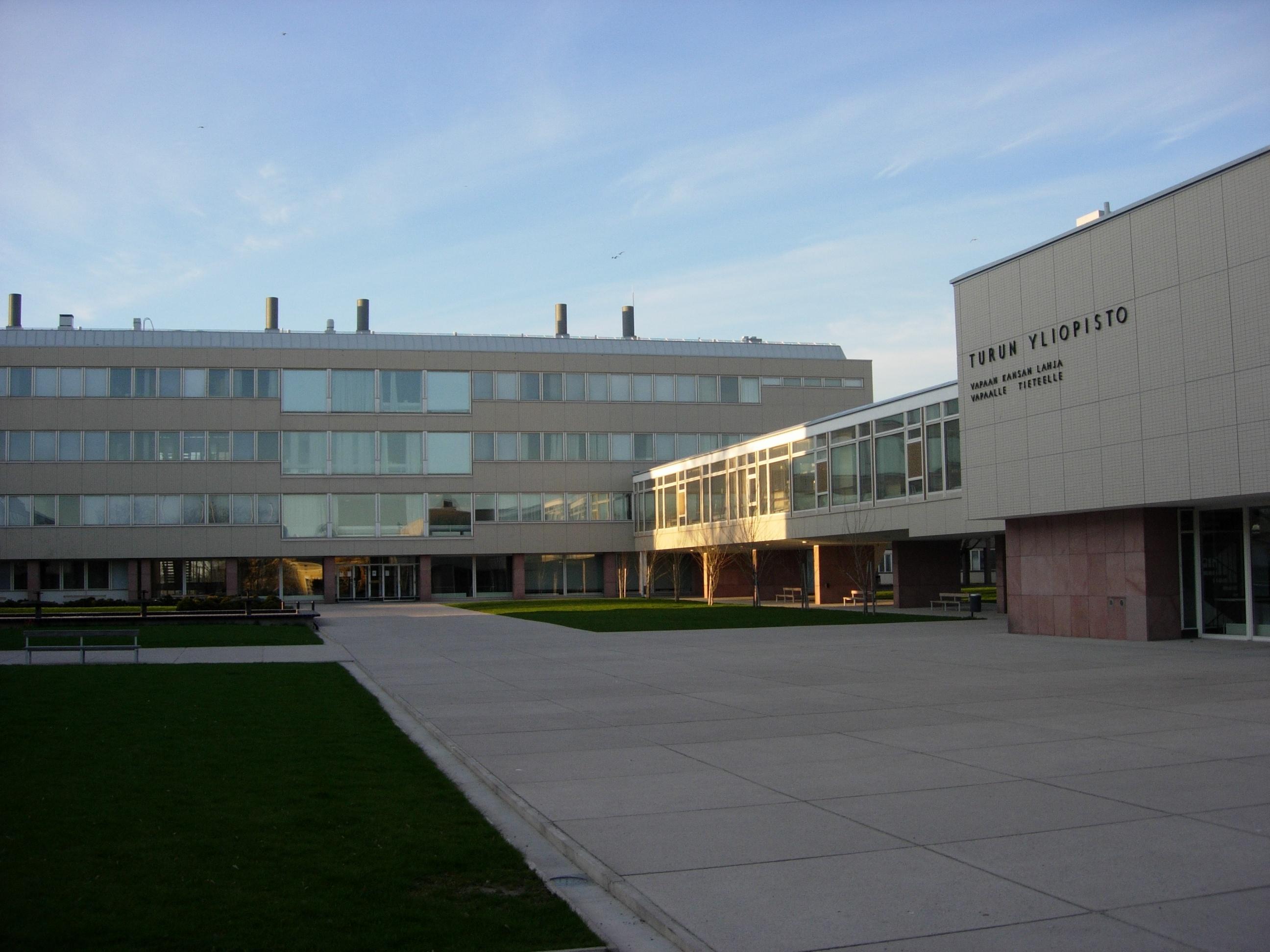Turun Yliopisto Tietojenkäsittelytiede