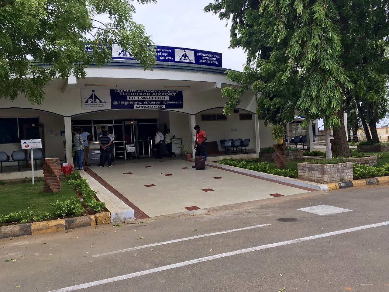 Tuticorin Airport - Wikipedia