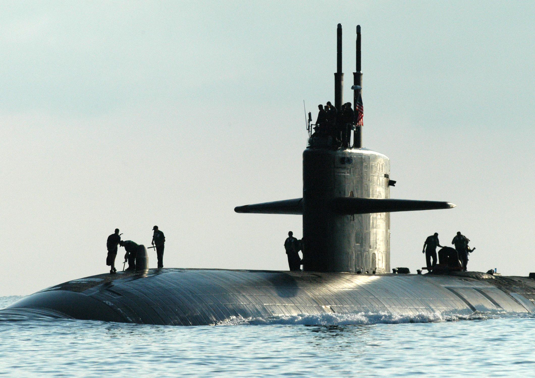 life on a submarine - 840×594