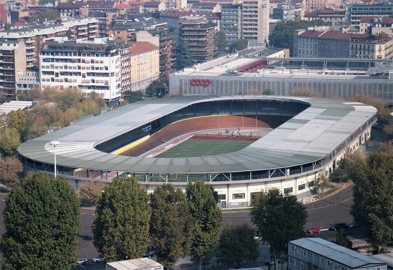 Velodromo Maspes-Vigorelli - Wikipedia