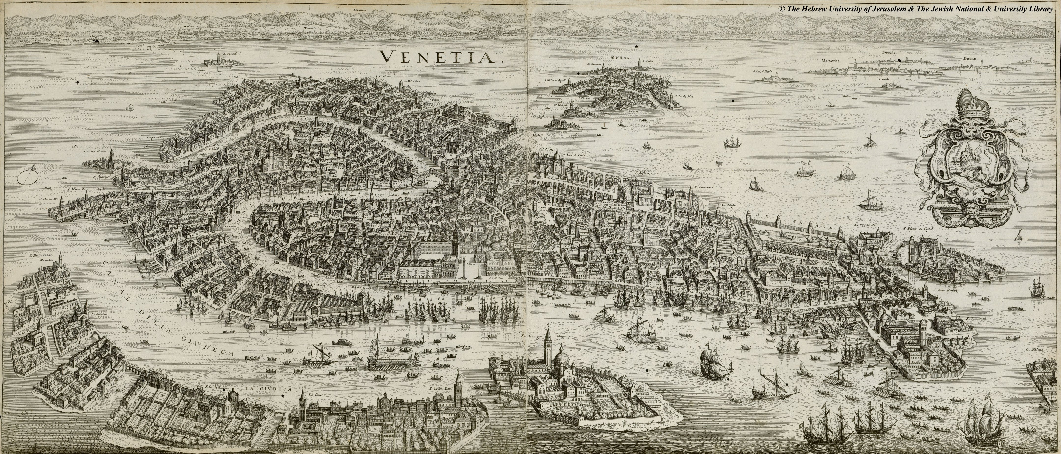 FileVenezia Cjpg Wikimedia Commons - Venice map image