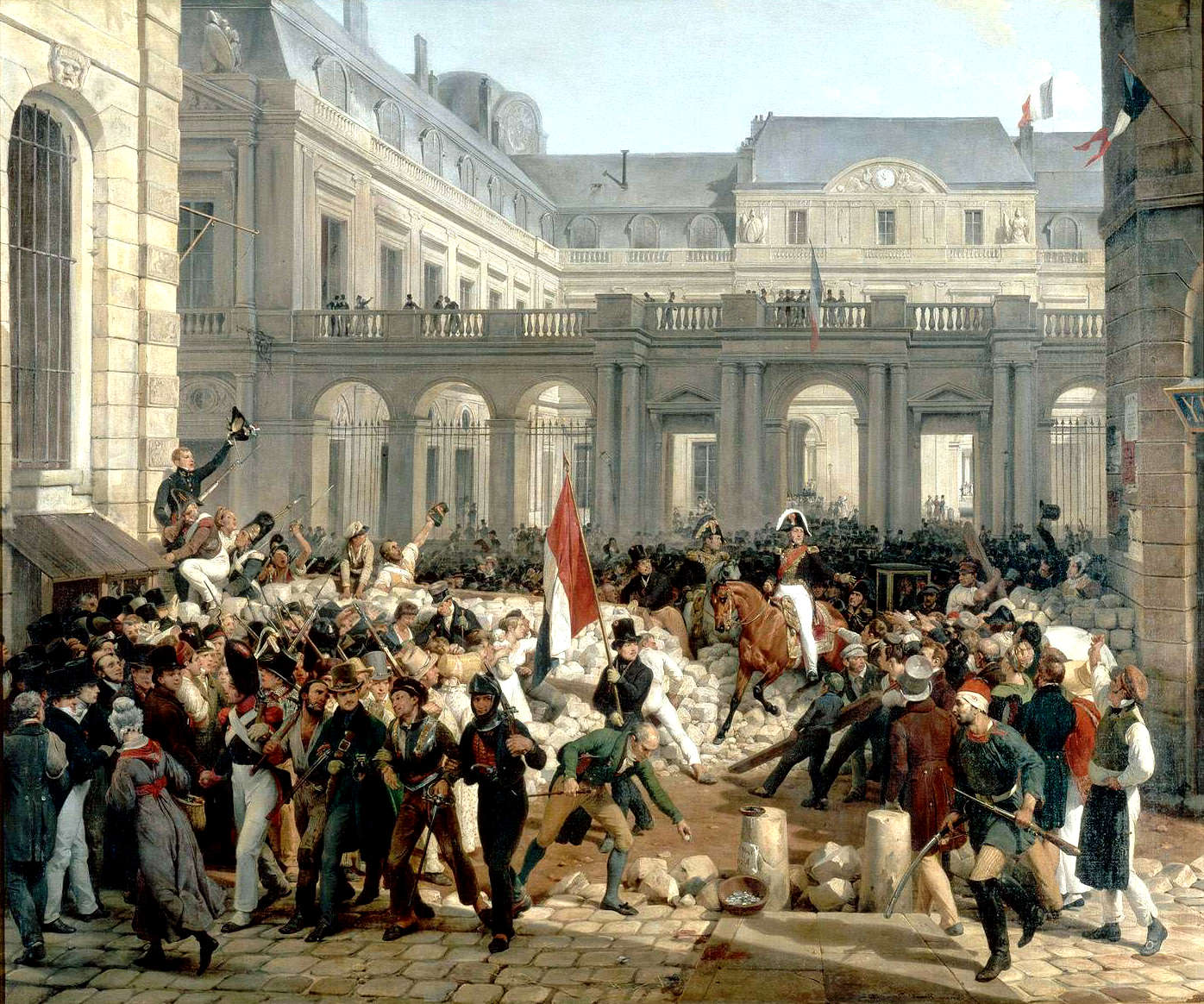 July Revolution - Wikipedia, t...