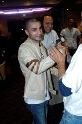 Vic Darchinyan Armenian boxer