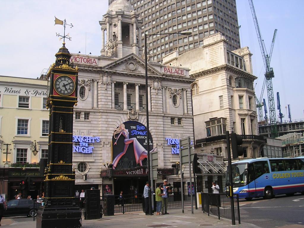 Victoria London Wikipedia