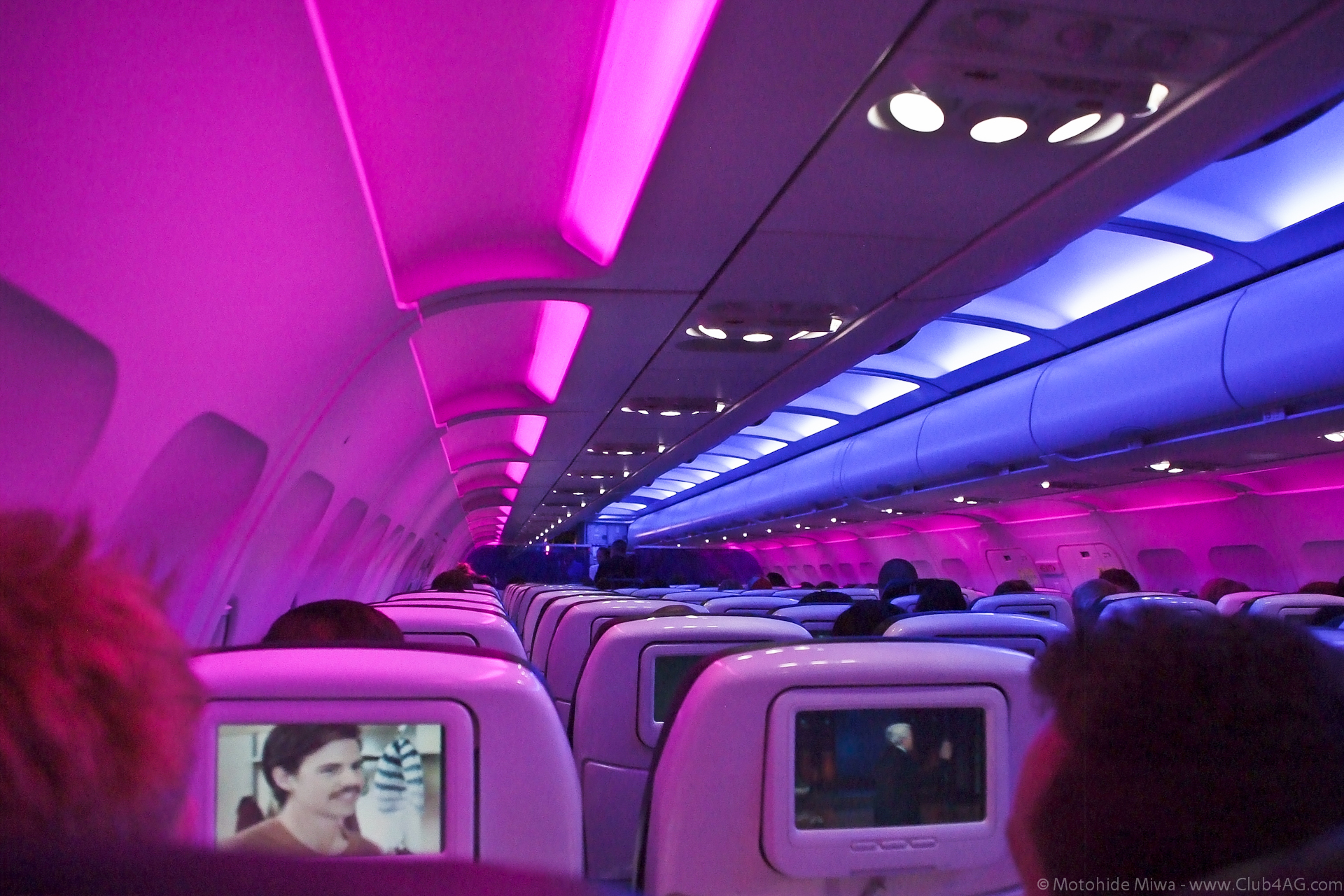 Brand Build - Virgin america airlines
