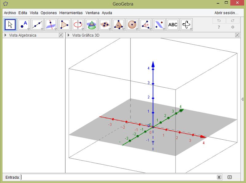 File:Vista gráfica 3D de GeoGebra png - Wikimedia Commons