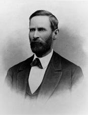 Waldo P. Johnson American politician