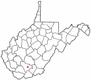Daniels, West Virginia Census-designated place in West Virginia, United States