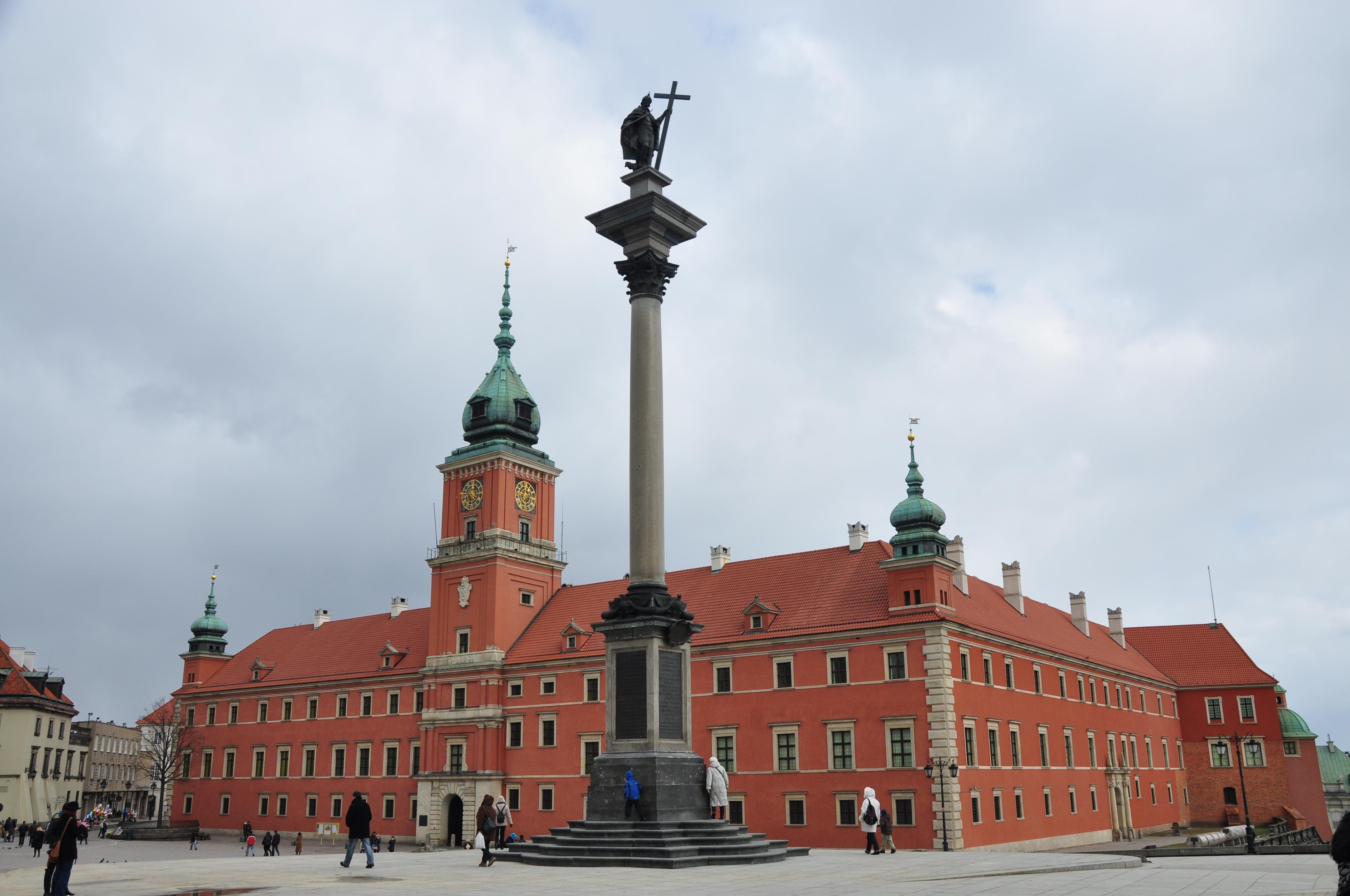 File:Warszawa - Zamek Królewski.jpg - Wikimedia Commons