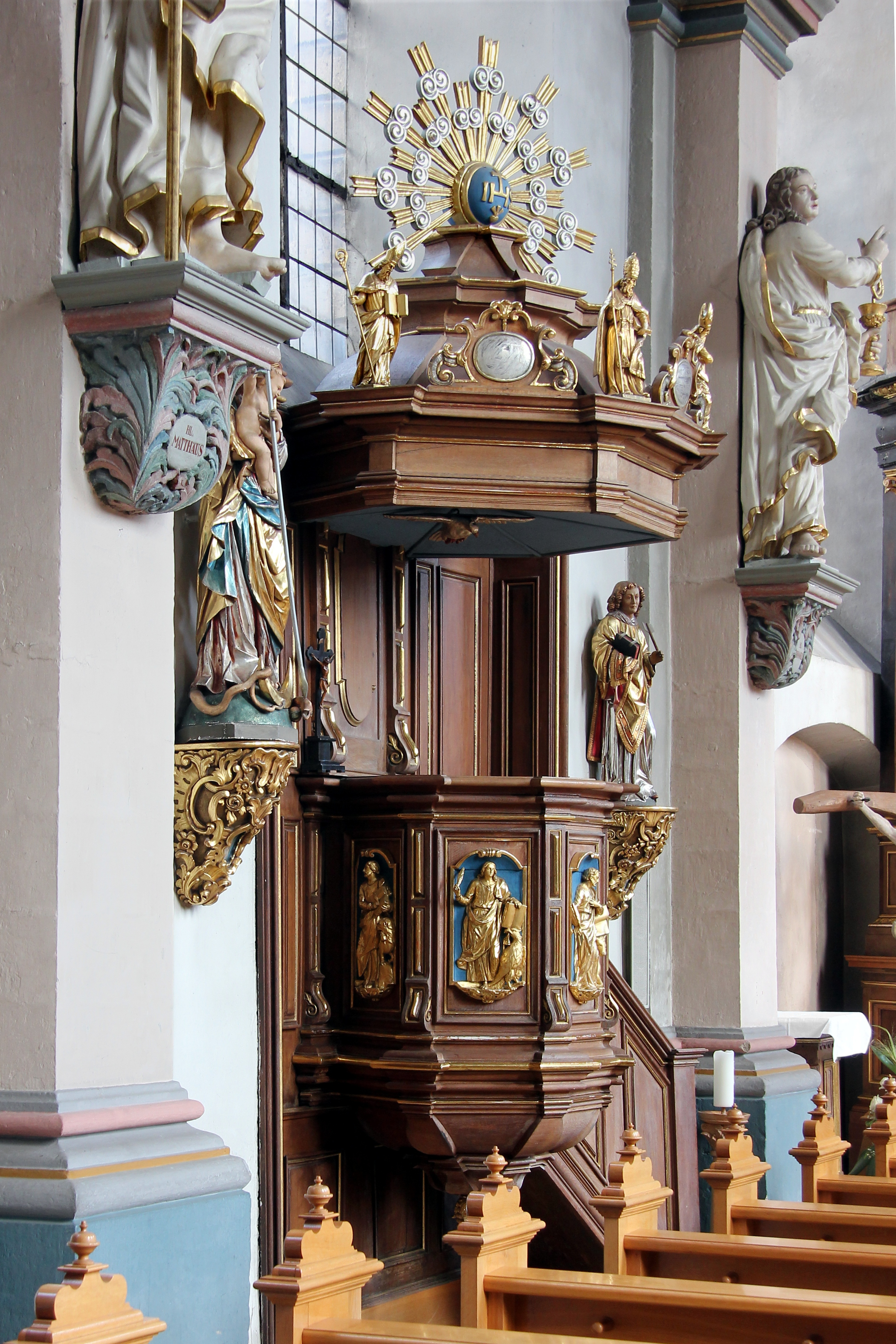 Kanzel Kirche