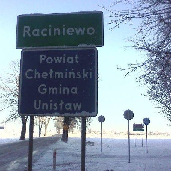 Raciniewo, Kuyavian-Pomeranian Voivodeship