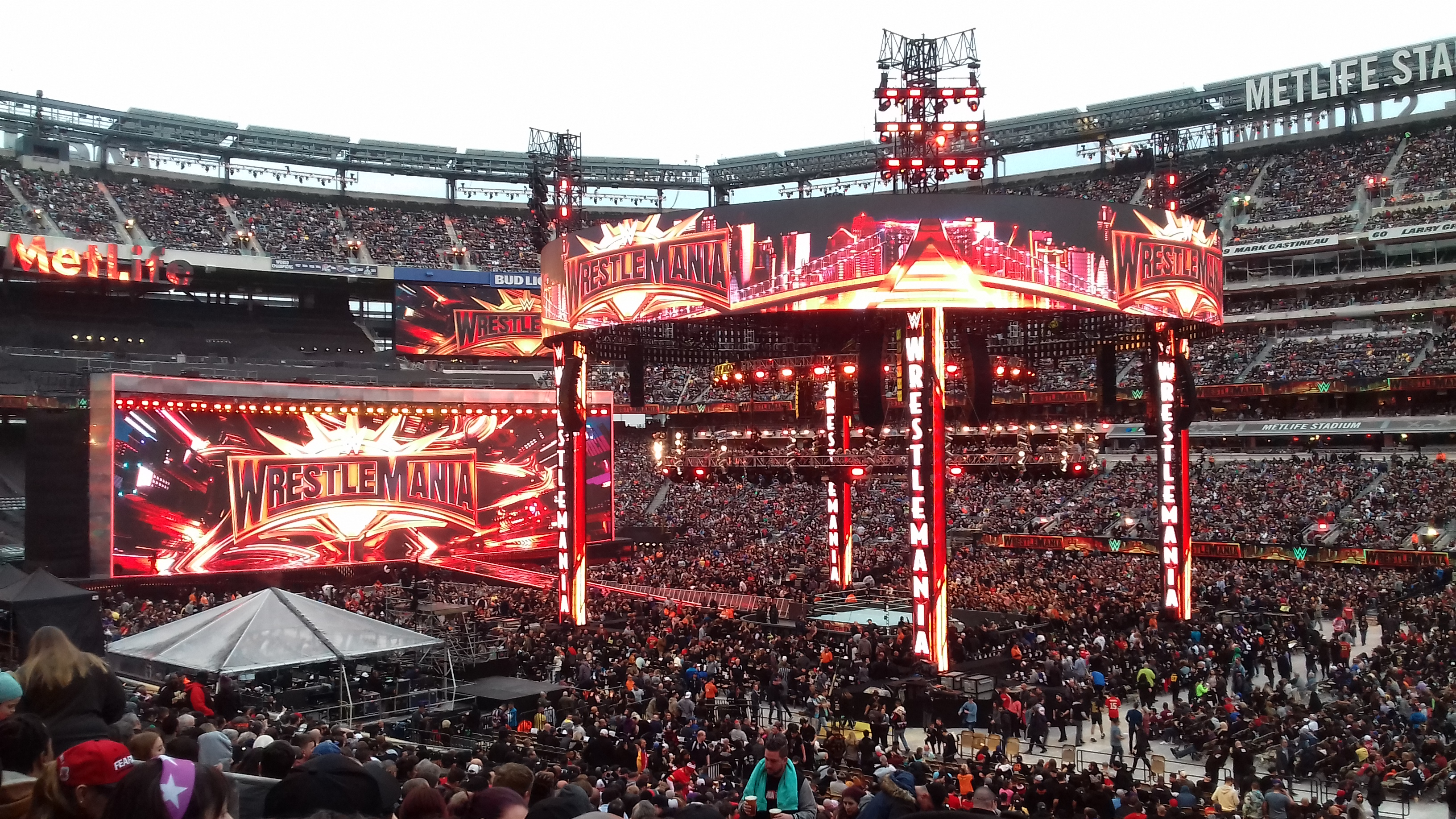 Update On WWE Wrestlemania 38 Becoming A Two-Night Event 58
