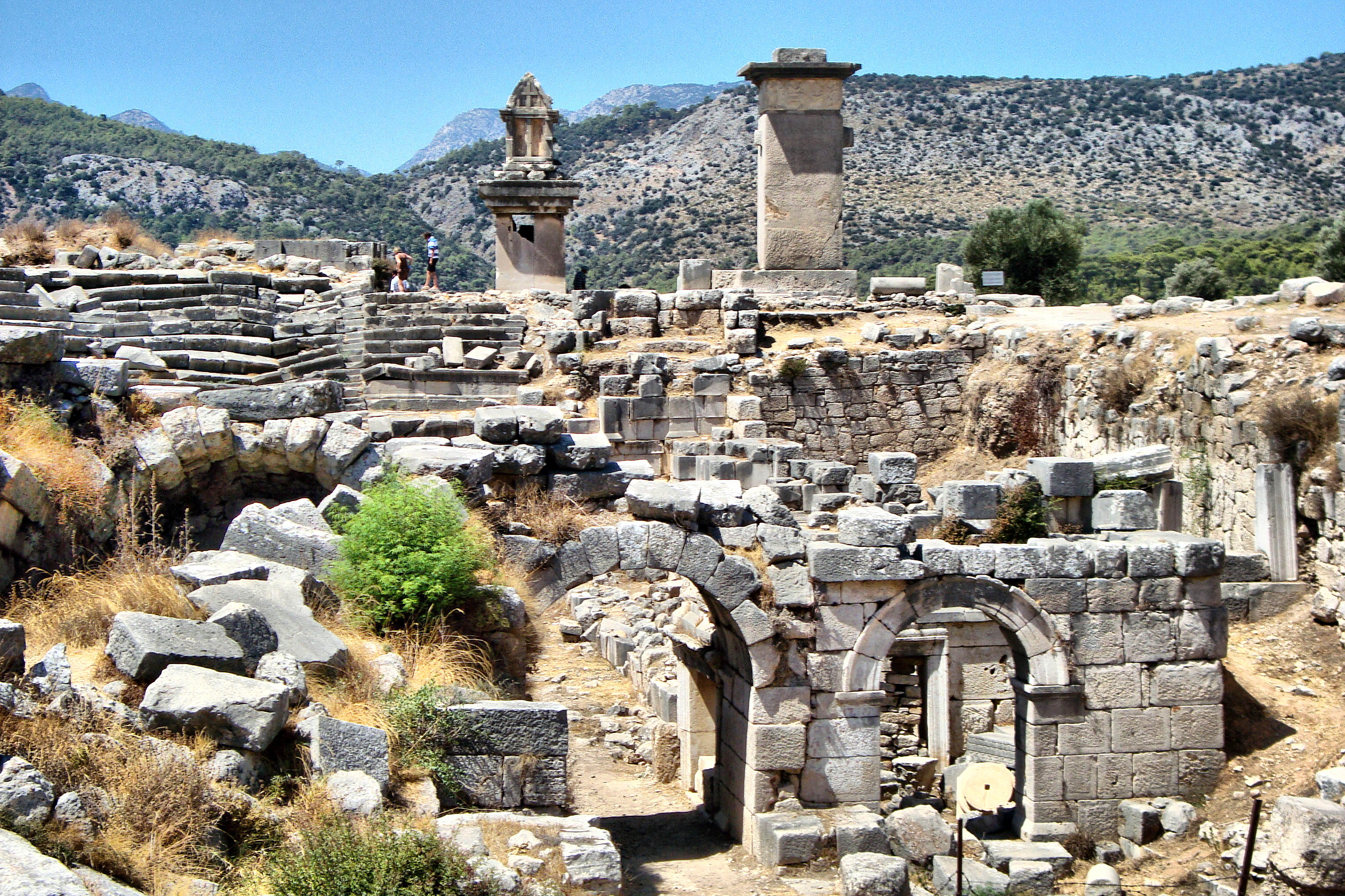 File:XANTHOS-TURKEY - panoramio.jpg - Wikimedia Commons