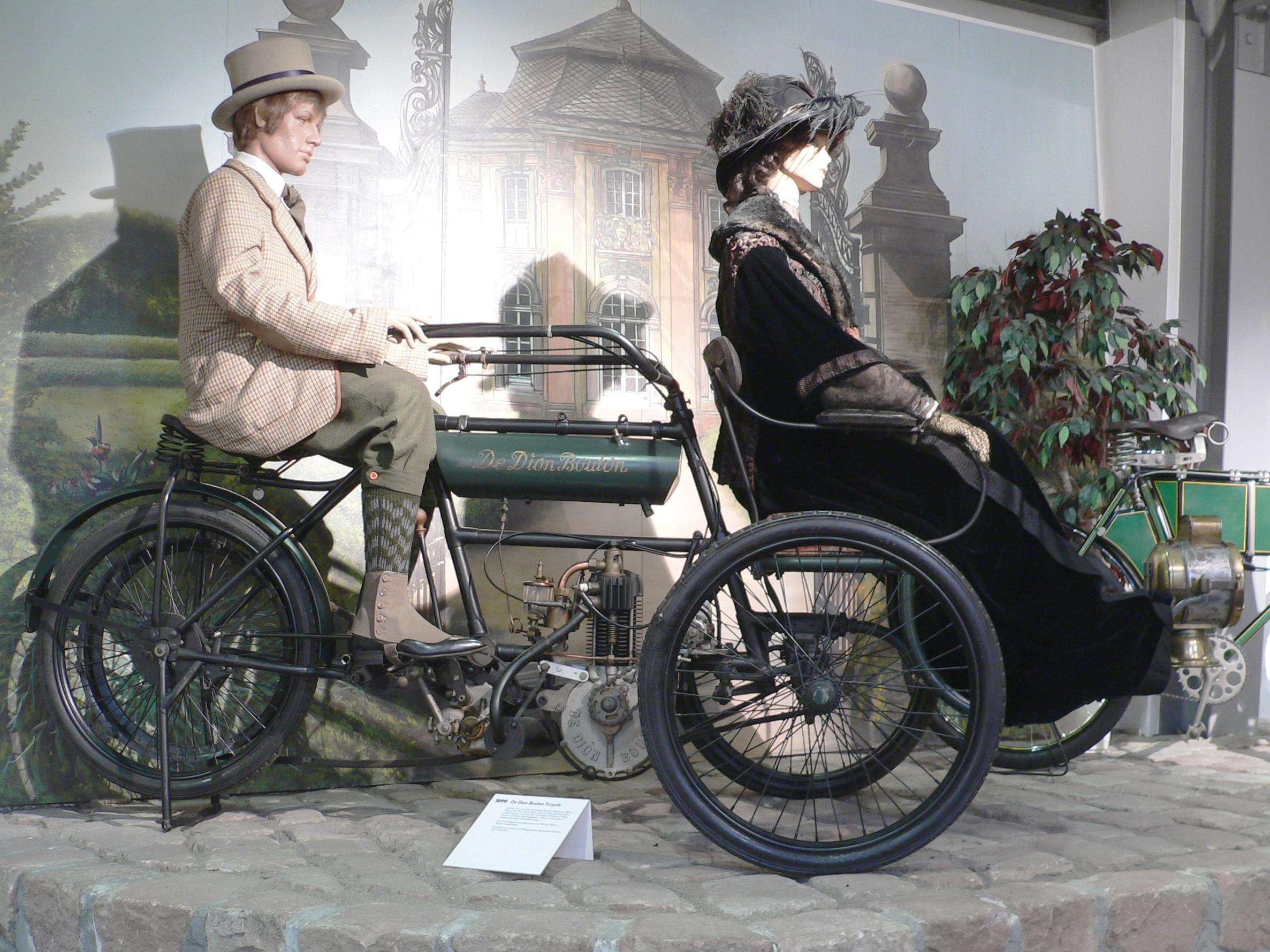 De Dion-Bouton-Vorsteckwagen (1899)