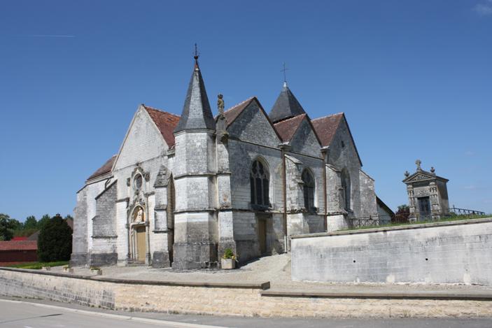 Église Saint-Eusèbe de Chapelaine (Classé)