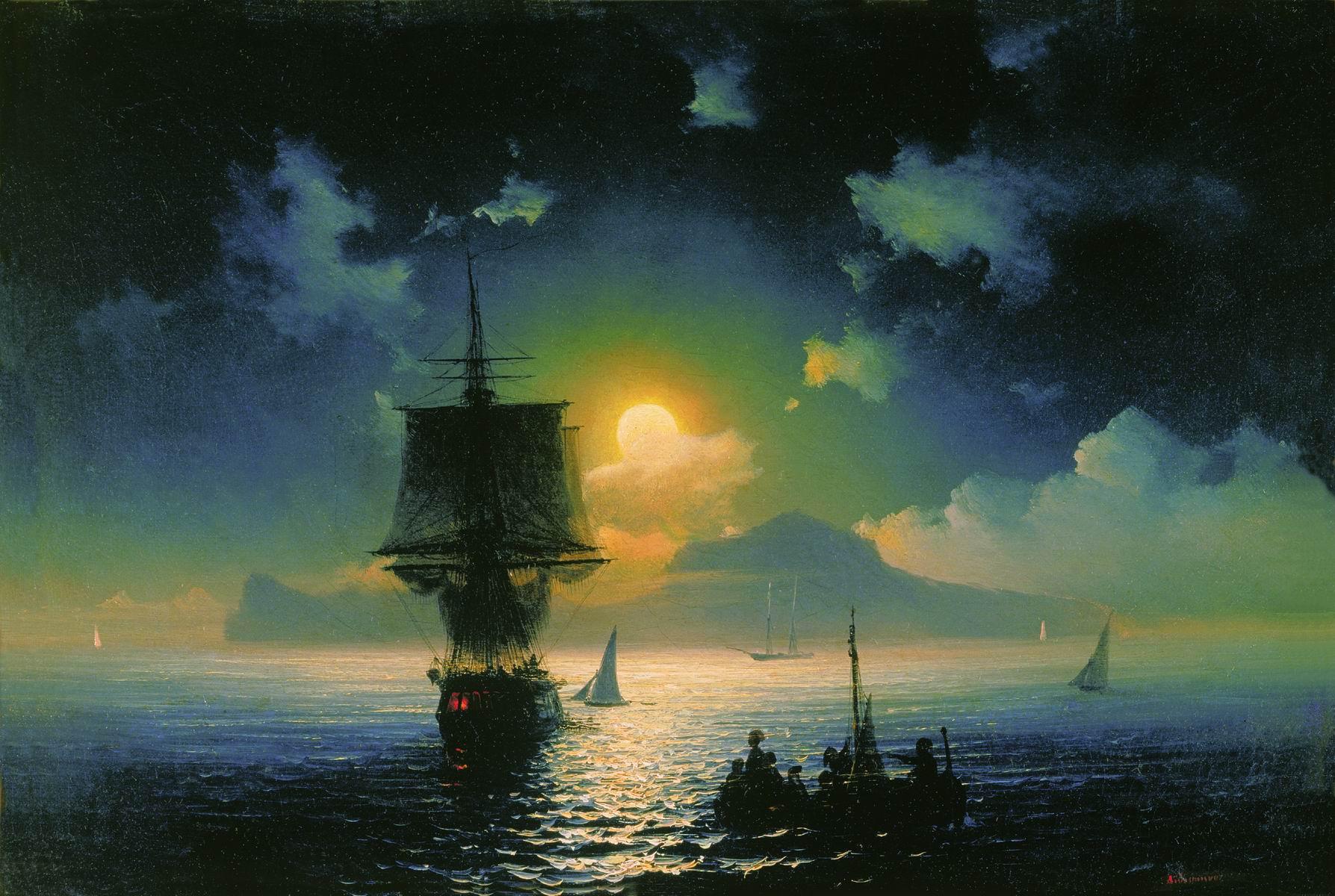 Лунная ночь на Капри Айвазовский.jpg
