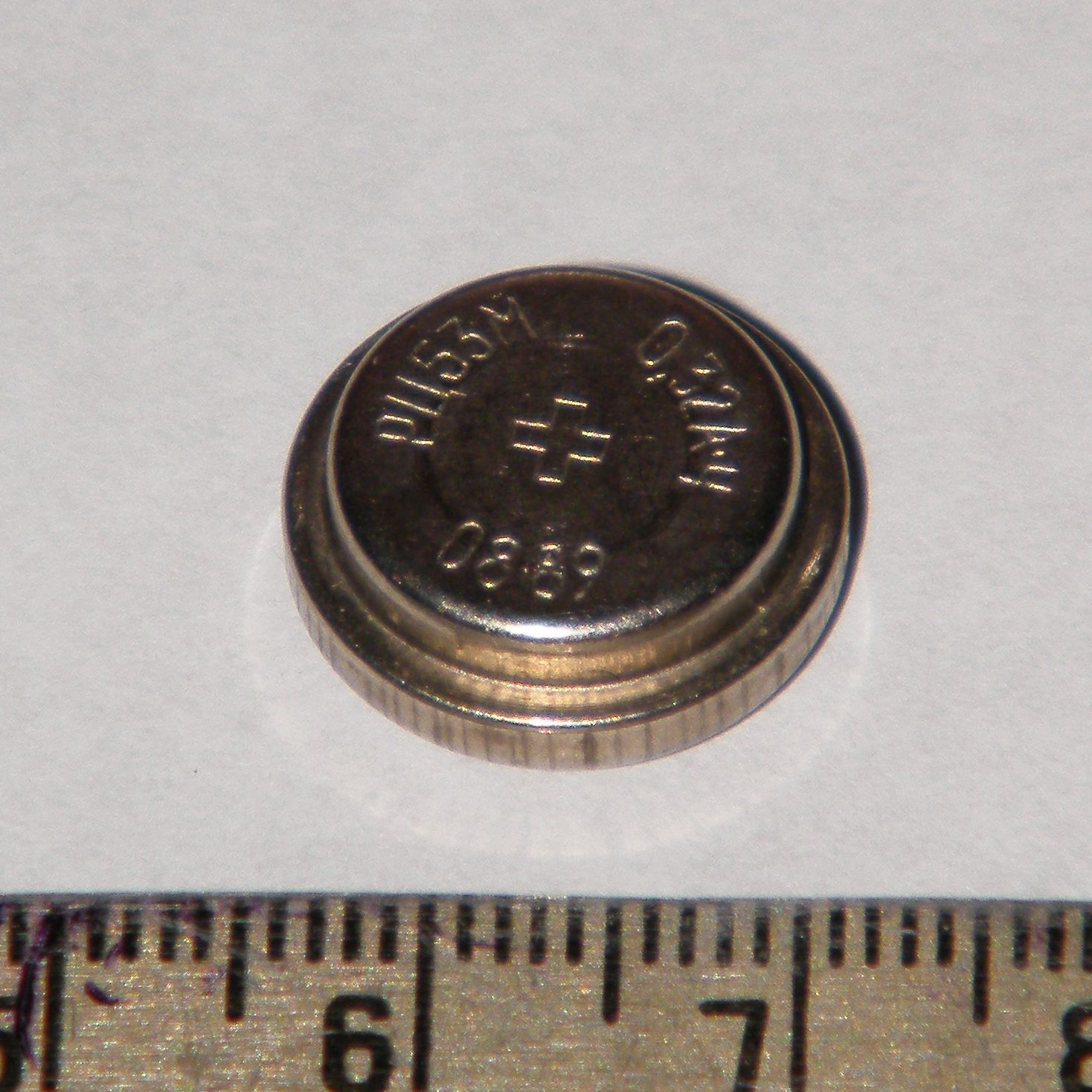 Mercury battery - Wikipedia