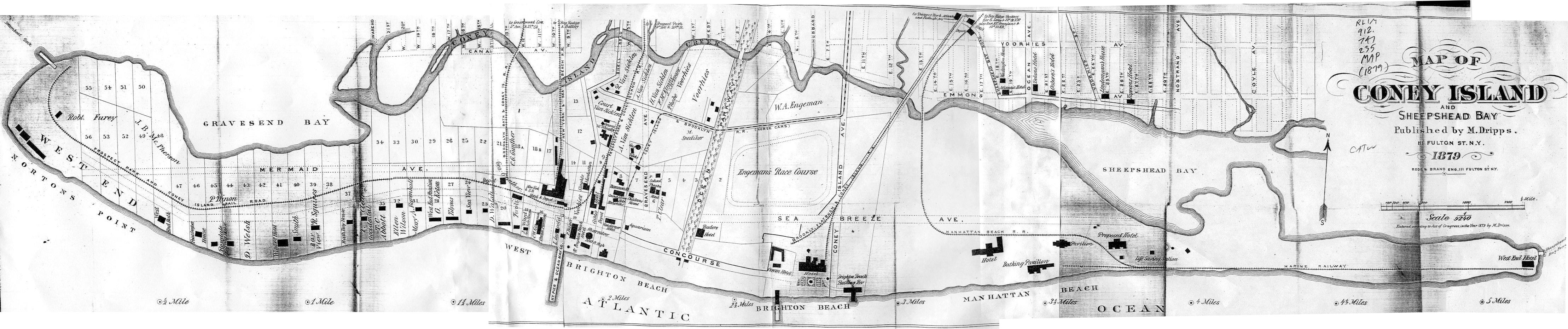 Coney Island History S