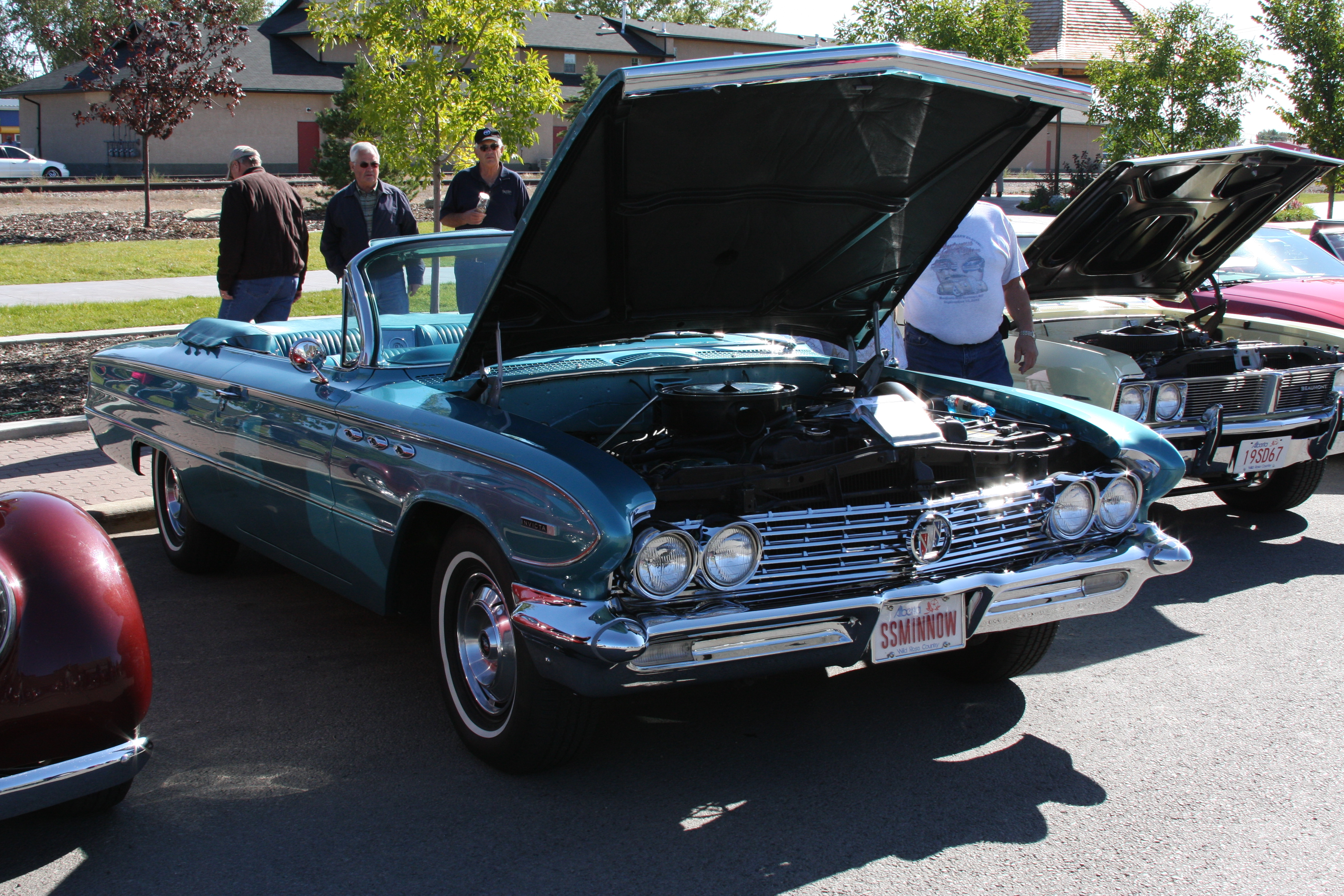Buick Invicta Wikiwand 1961 Electra Convertible
