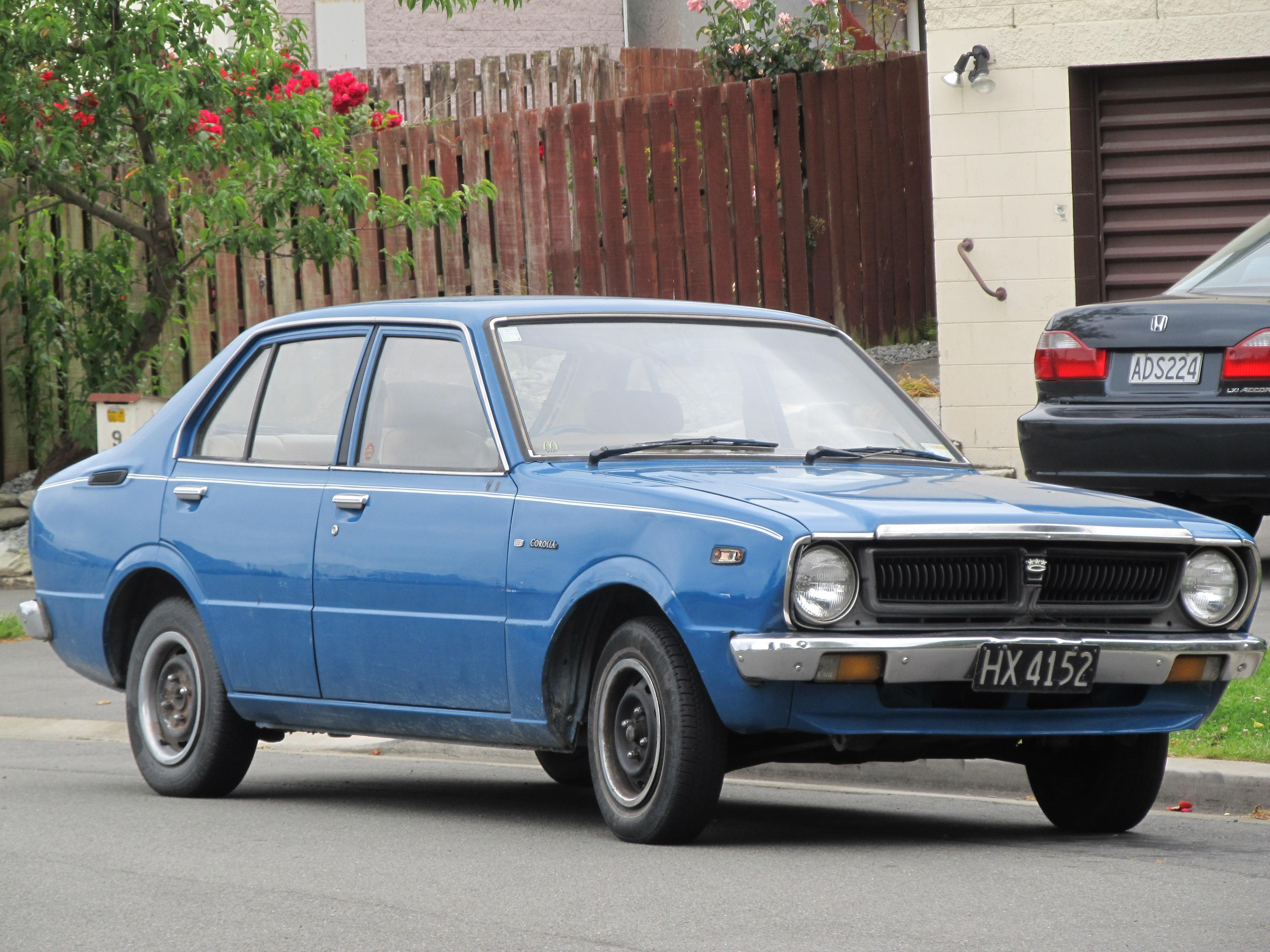 Kelebihan Toyota Corolla 1976 Murah Berkualitas