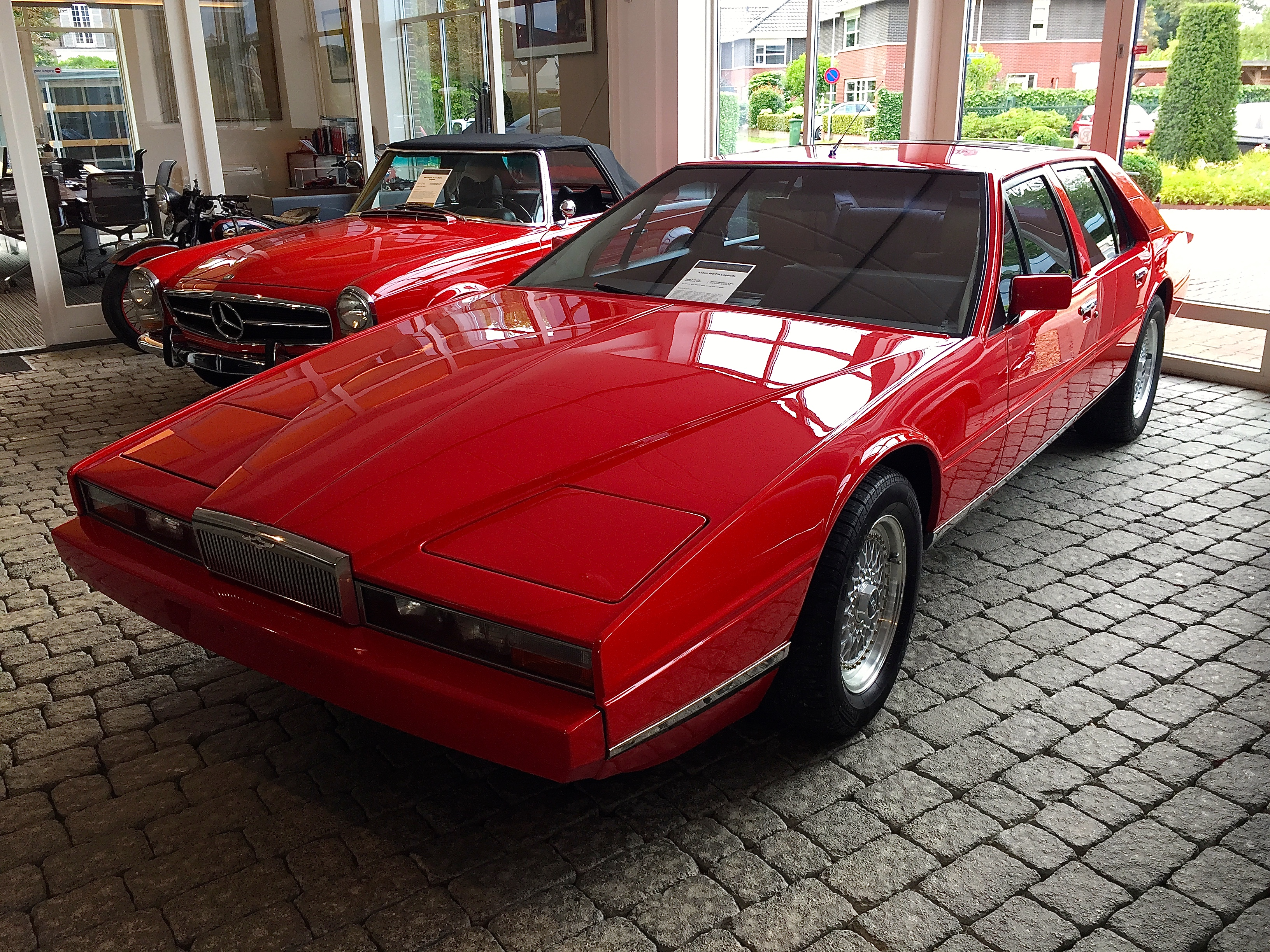 File 1984 Aston Martin Lagonda 36640793933 Jpg Wikimedia Commons