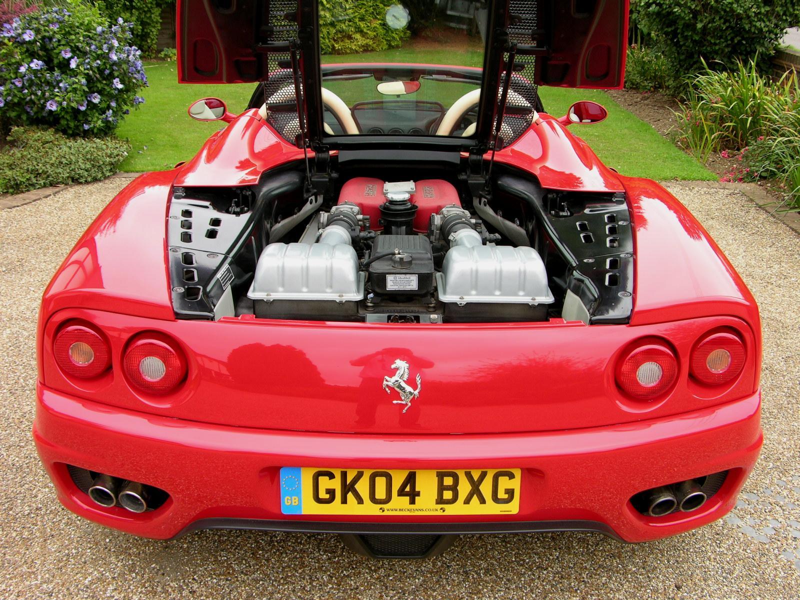 File 2004 Ferrari 360 Spider F1 Flickr The Car Spy 27
