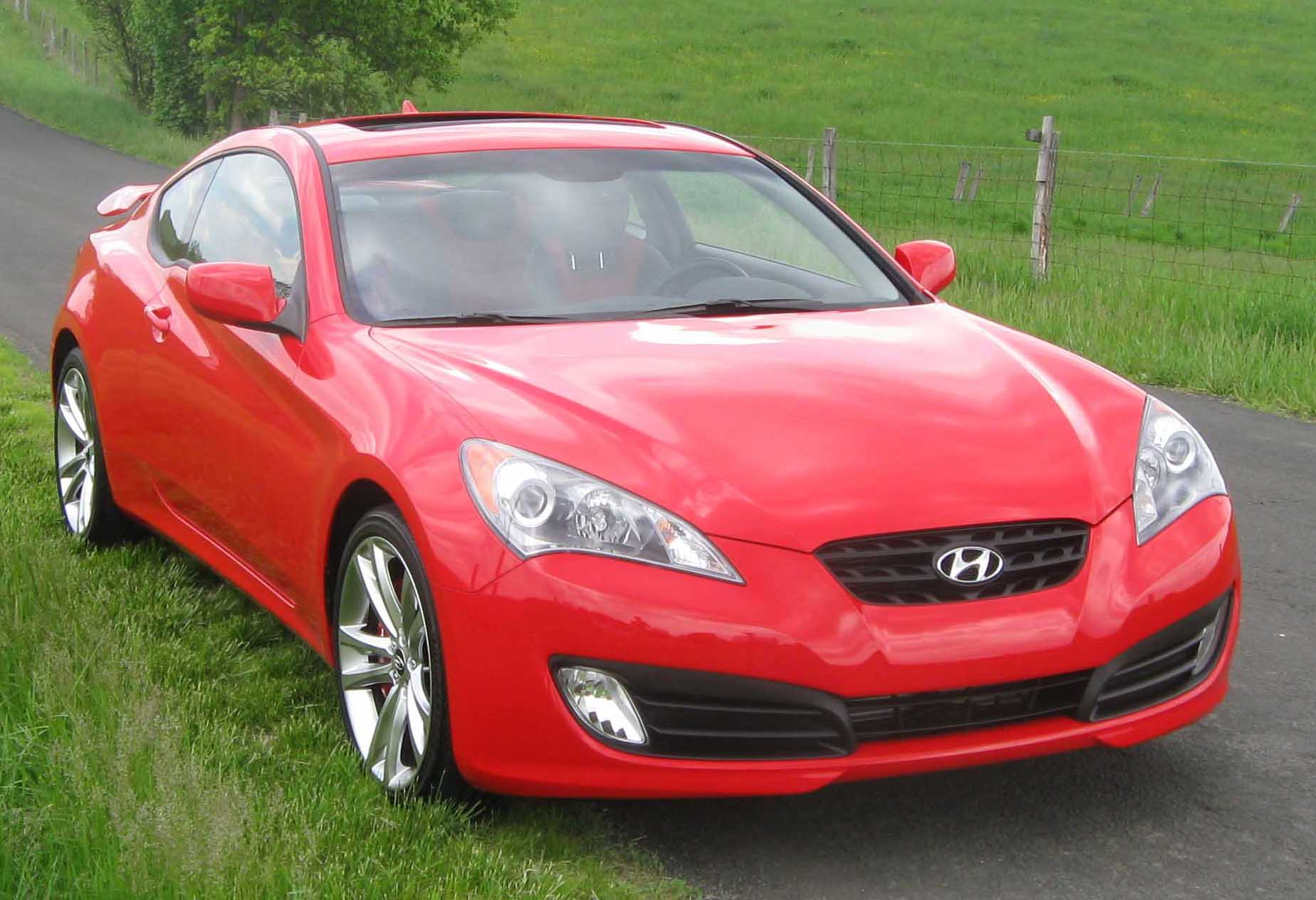 Hyundai Sports Car Philippines Price List